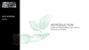thumbnail of Short Course Programme – M1 – Overview into Crop Establishment