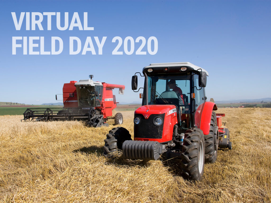 Virtual Farming event through COVID-19