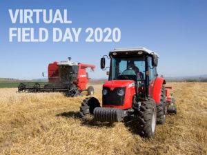 Virtual Farming event through COVID-19
